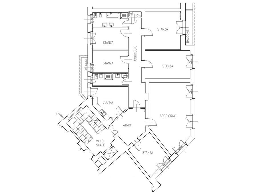 Piazza Vittoria 48 - 2°piano -- 0