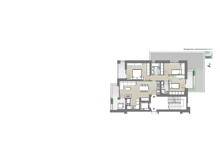 Blumengarten-B1-MA2, 1. Obergeschoss -- 0